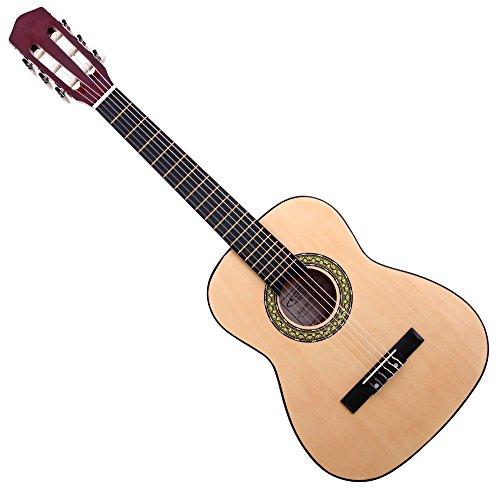 Classic Cantabile AS-851 L Konzertgitarre (Lernen, Gitarre Zu Spielen Für Kinder)