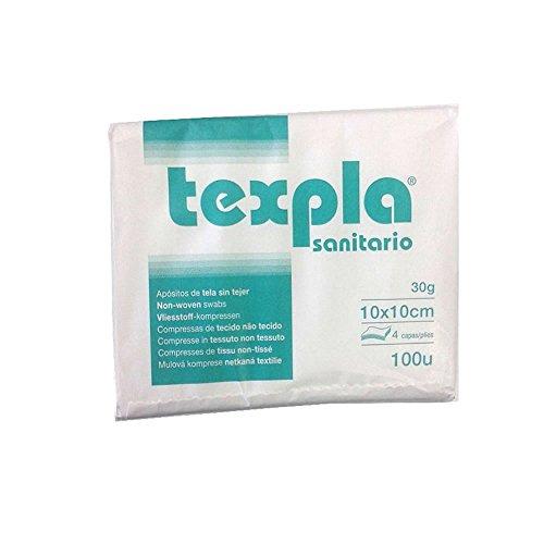 Gasas No Esteril TNT Plegada 10 x 10 30g 4 C-Caja