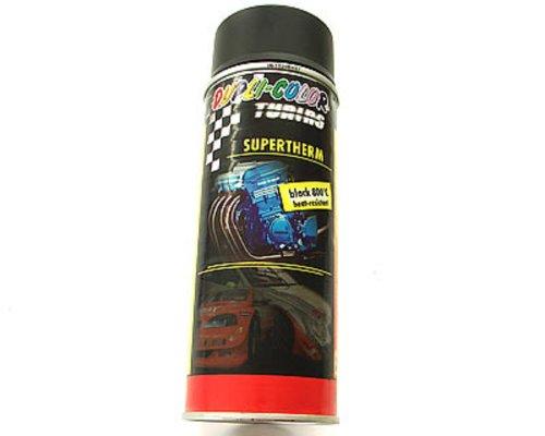 Preisvergleich Produktbild Auspufflack Supertherm 800°c schwarz 400ml