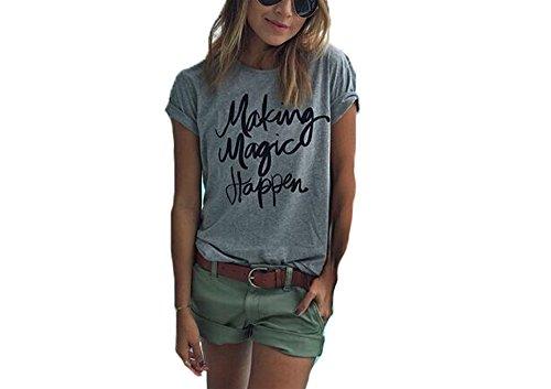 t Printed Tops Funny Juniors T Shirt Short Sleeve Tees (Halloween-john Cena)