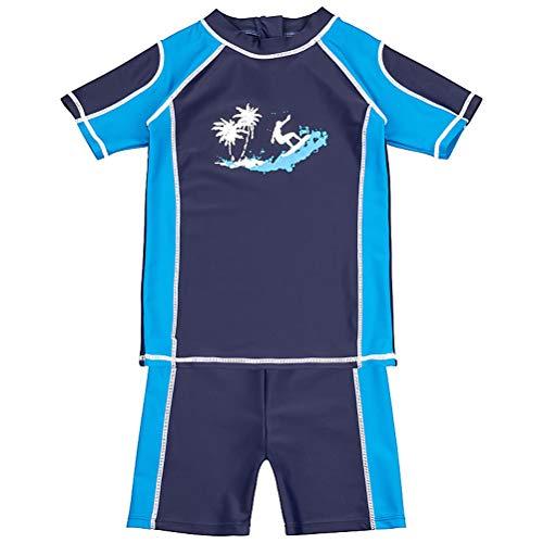 Landora 30370, Blau, 110/116 - Kleinkinder-badebekleidung