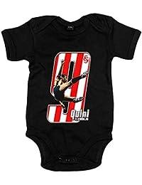 Body bebé Quini El Brujo fútbol
