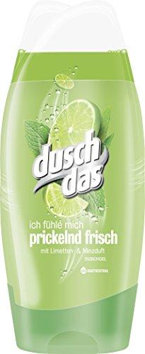 duschdas Gel Douche Mousseux frais, LOT Double (2 x 250 ml)