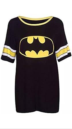 Purple Hanger -  T-shirt - Donna Batman 36