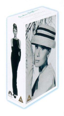 Audrey Hepburn Collection Box Set [DVD] [1961]