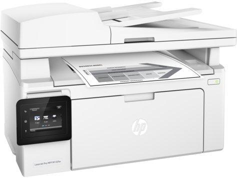HP LaserJet Pro M132fw Monochrome Multi-Functional Laser Printer image