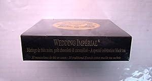 Mariage Frères - WEDDING IMPERIAL - Boîte de 30 sachets mousseline de thé