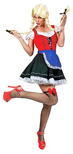 TIROLER LADY sexy Kostüm Dirndl 44 46