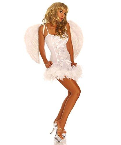 Imagen de niño jesús/ángel de disfraz weiß l xl