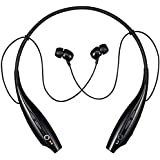 [Sponsored]Philips Smartphones Compatible Webilla's High Quality Wireless Bluetooth Stereo Headset Tone Bluetooth Connecting With Mobile/Tablet/Laptop (Black) Headset With Mic