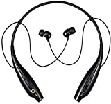 #4: Philips Smartphones Compatible Webilla's High Quality Wireless Bluetooth Stereo Headset Tone Bluetooth Connecting With Mobile/Tablet/Laptop (Black) Headset with Mic