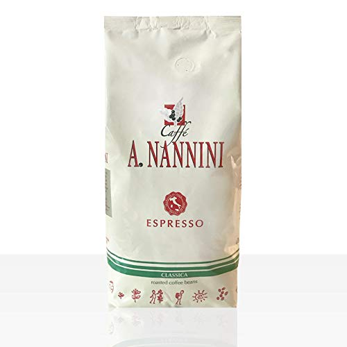 Nannini Espresso Classica Tradizione 9 x 1kg ganze Bohne