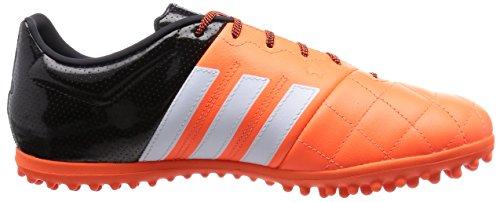 adidas Herren Fussballschuhe ACE 15.3 TF Leder Orange nRVPj