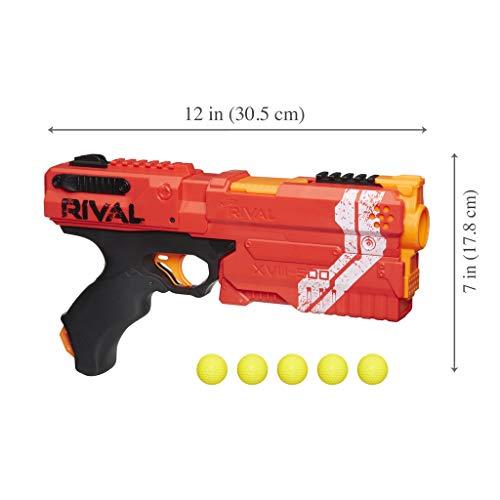 Nerf - Rival Kronos Xviii 500 (Hasbro E3109190)