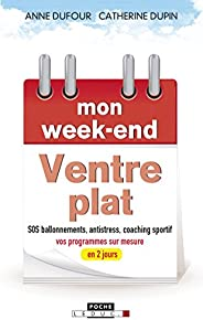 Mon week-end ventre plat (Poche)