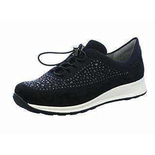 ARA Damen 12-34547-01 Slip On Sneaker, (Schwarz), 38.5 EU