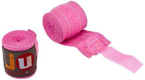Ju-Sports Boxbandagen Elastisch, pink, 6801002
