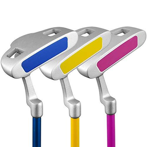 EVERAIE Golf Putter, Golfbedarf Golf Putter Golf-Übungsclub Kinderclubs Kinder-Übungsstöcke für Mädchen Jungen 3-5 Jahre alt, 6-8 Jahre alt, 9-12 Jahre alt,Anfänger bis Fortgeschrittene -