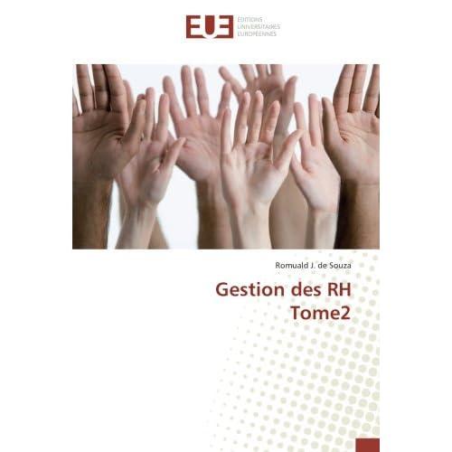 Gestion des RH Tome2