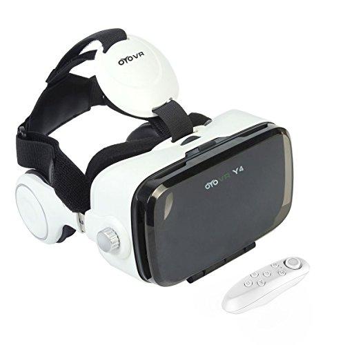Uvistar Gafas VR 3D con Remoto Controlador