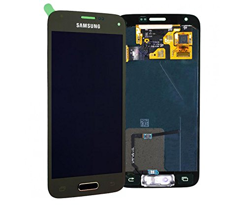 Original Samsung Galaxy S5 MINI SM-G800F G800F LCD Display Touchscreen gold GH97-16147D