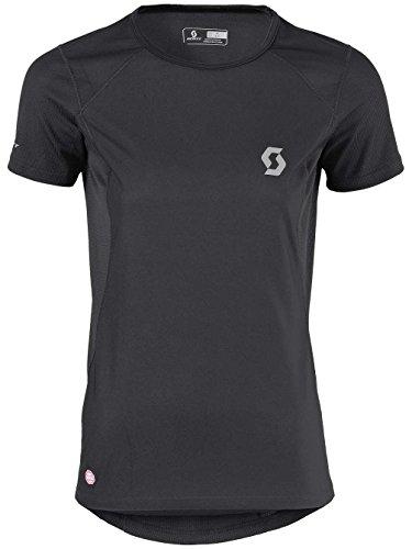 Scott Underwear Damen Fahrrad Funktionsunterhemd kurz schwarz