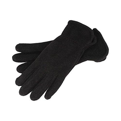 LOEVENICH Damen Winter-Handschuhe | Outdoor-Handschuhe für Frauen aus kuschelig warmen POLAR SOFT Fleece - Einheitsgröße - in verschiedenen Farben -