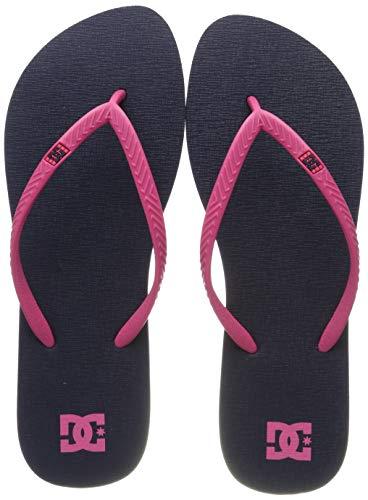 DC Shoes Spray, Scarpe da Spiaggia e Piscina Donna, Blu (Navy Nvy), 37 EU