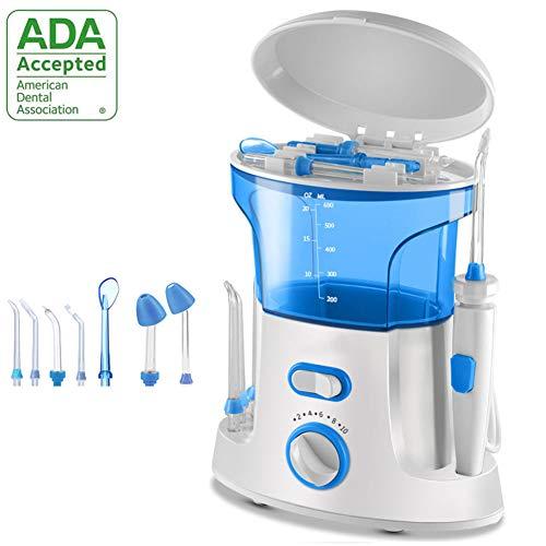 Sin límite tiempo Agua Flosser oral limpiador