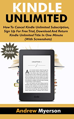 KINDLE UNLIMITED: How To Cancel Kindle Unlimited Subscription ...