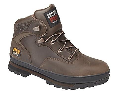 Timberland , Chaussures de sécurité pour homme - Marron - marron, 42.5