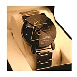 Best Woman Watches - Kitcone Analogue Multi Colour Anchor Dial Crystal Glass Review