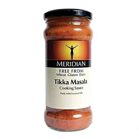 Meridian | Tikka Masala Sauce | 2 x 6 x 350g