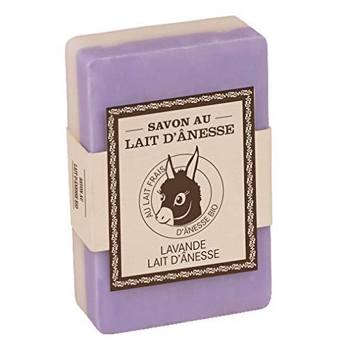 Bio-Eselsmilch Duftseife Lavande (Lavendel) 125g -