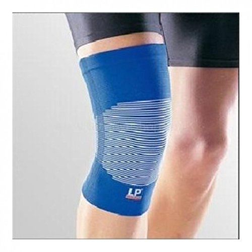 LP Knee Support 641 Blue (Size, Medium)  available at amazon for Rs.395