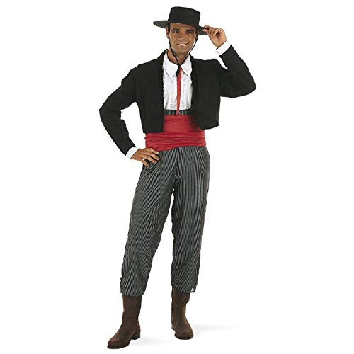 Limit Kostüm, Motiv andalusischer Mann, ()