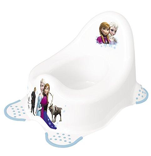 Pies constante Potty Disney congelado con resistencia al deslizamiento (Opinión de Reino Unido)