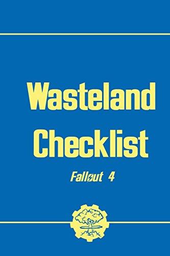 Wasteland Checklist - Fallout 4 por Chris Saunders