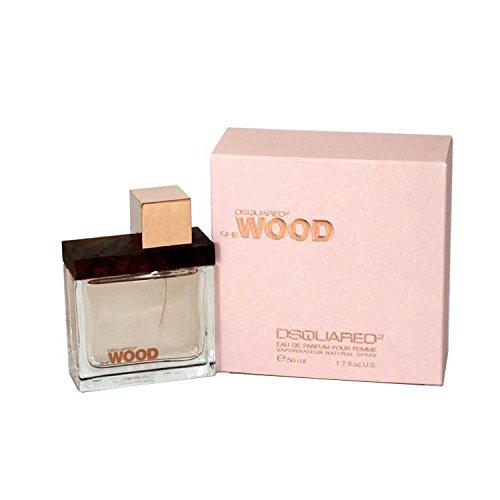 Dsquared2 for Women Wood Eau de Parfum – 50 ml