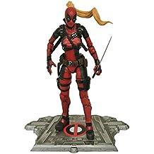 Marvel Comics dec162578seleccione Lady Deadpool figura de acción