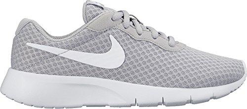Nike Tanjun (GS) femmes, toile, sneaker low Gris