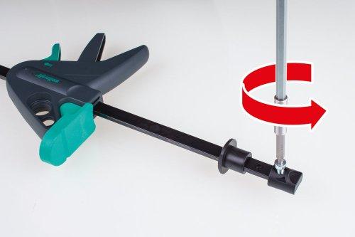 Wolfcraft 1 Werktischspanner / Flächenspanner, 3036000 - 8
