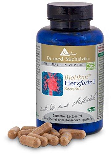 Herzforte I nach Dr. med. Michalzik - ohne Zusatzstoffe -