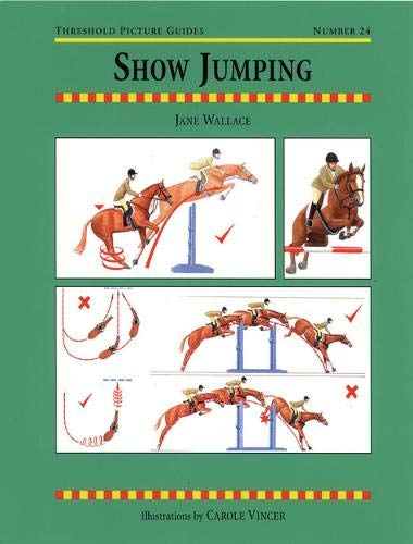 Showjumping (Threshold Picture Guide) por Jane Wallace