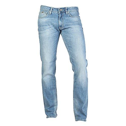 Jeans Gas blue Uomo - MORRISZIP_351145_31001_W772 - 30