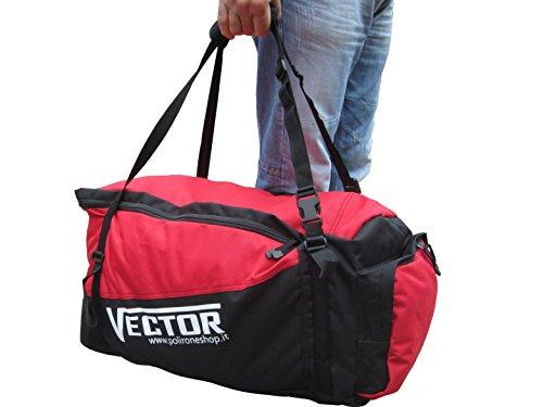 bolsa de remoqlue PolironeShop Vector carrito como es el enganche