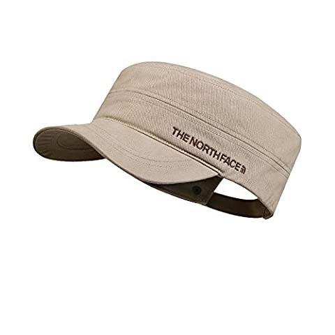 The North Face Logo Hat Outdoor Hat available in Dune Beige Size X-Large