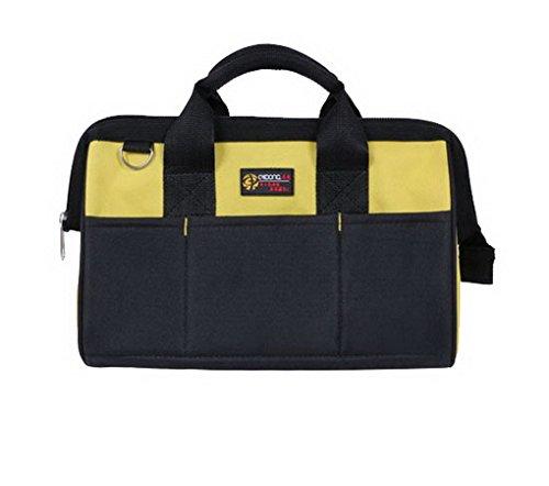 ACMEDE Werkzeugtasche,aus 600d Oxford,verstellbarer Gürtel,35x20x13.78cm