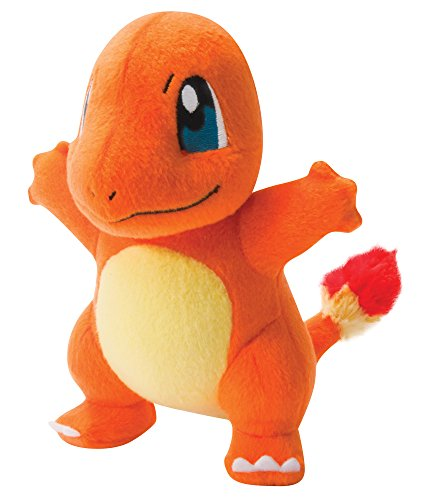 TOMY Pokémon Small Plush Charmander