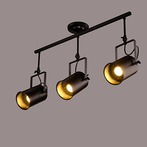 %Lampe Eisen Painted Vintage Scheinwerfer Shop Pendelleuchte Bekleidungsgeschäft Beleuchtung Kaffeehaus/Buchhandlung / Bar/Halle / Mall Kronleuchter Lampe